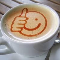 Tasse mit Smiley ©geralt,pixabay