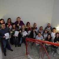 Q-Coach-Seminar in der IHK Magdeburg ©LTV