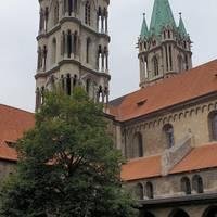 Der Naumburger Dom - UNESCO-Weltkulturerbe ©Ilka Keffel, LTV