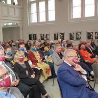Gäste der 25. Romanikpreisverleihung ©Ilka Keffel, LTV