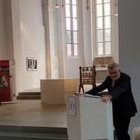 Minister Willingmann - Laudatio auf den Sonderpreis des Wirtschaftsministeriums 2020 ©Ilka Keffel, LTV