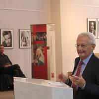 Dr. Horst Rehberger zur Gründung der Straße der Romanik ©Matthias Unfried, LTV