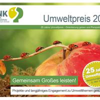 Webbanner Umweltpreis ©SUNK