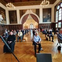 Die Gäste der 26. Romanikpreisverleihung ©Ilka Keffel, LTV