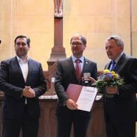 Goldmedaillen-Preisträger Ulrich Rethfeld, Jerichow