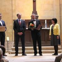 Silbermedaillen-Preisträger Christoph Carstens, HarzerKlosterSommer e. V.